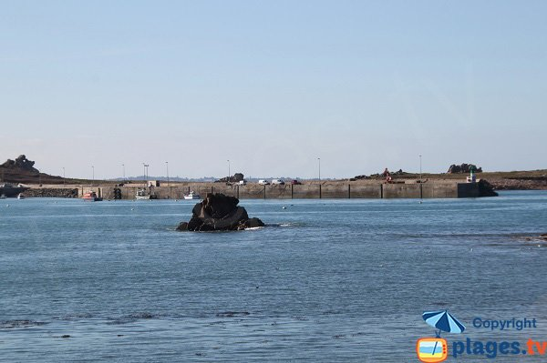 Port du Diben - Bretagne
