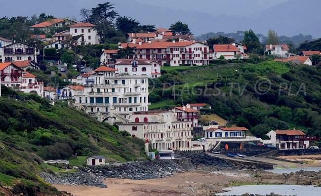 Guéthary côté mer