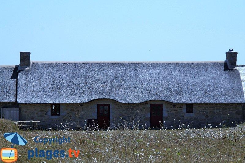 Maison à chaumières de Meneham