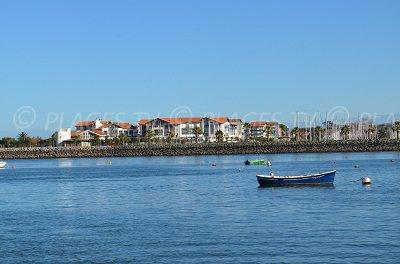 Hendaye et son port