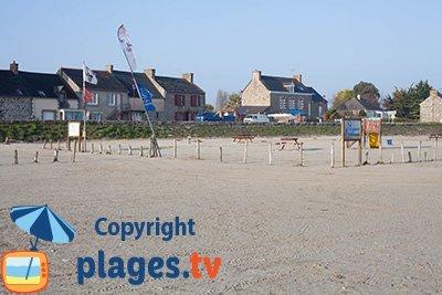 Hirel in Brittany