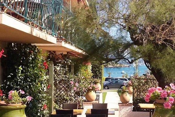 Hotel du Levant au Cap d'Antibes