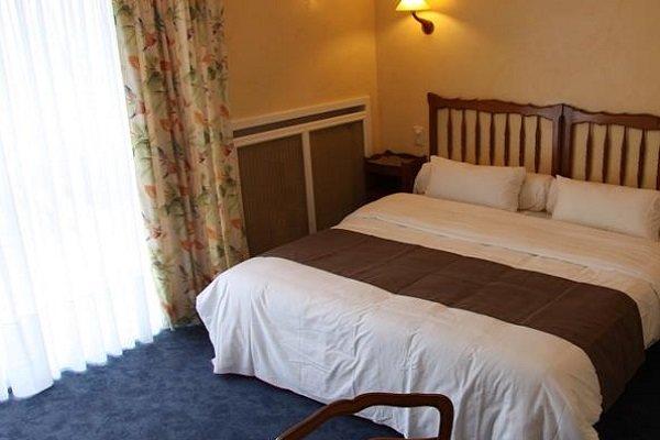 Chambre de l'hotel du Levant - Cap d'Antibes