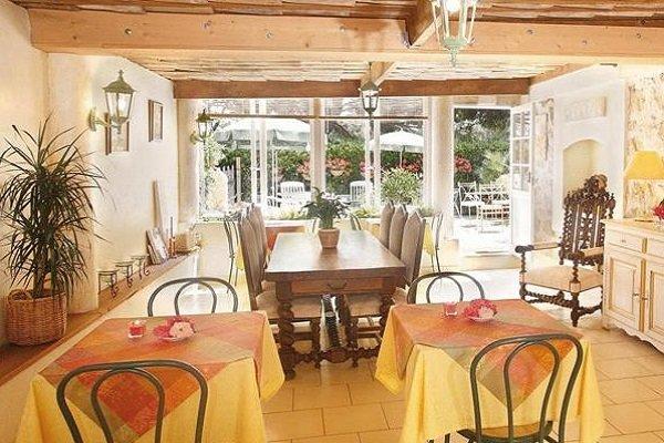 Restaurant de l'hôtel Miramar - Antibes