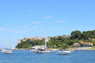 Fort of Ste Marguerite island - Lérins island
