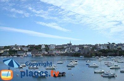 Le Conquet en Bretagne