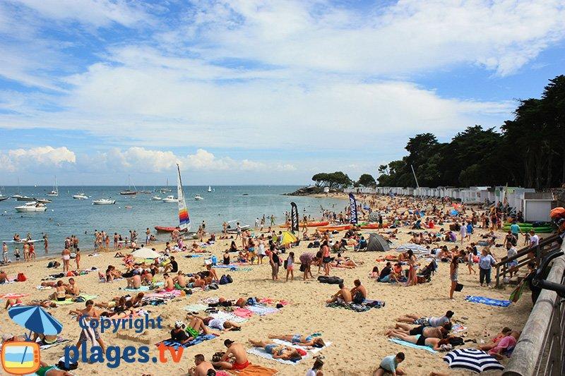 Noirmoutier et sa plage des Dames