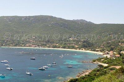 Campomoro in Corsica