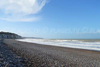 Dieppe beach - France