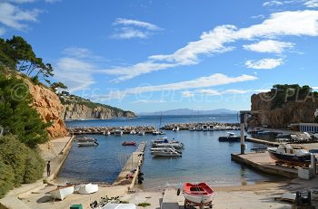 Madrague of Gignac in Ensues la Redonne - French Blue Coast