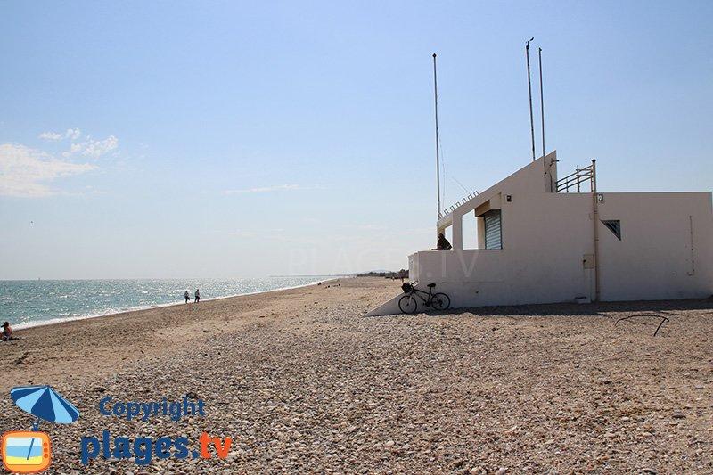 Maguelone : une vaste plage sauvage à proximité de Montpellier