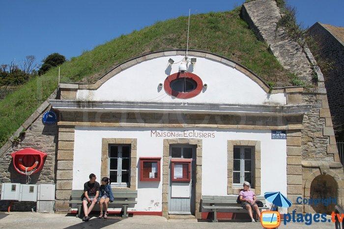 Maison des éclusiers à Le Palais - Belle-Ile