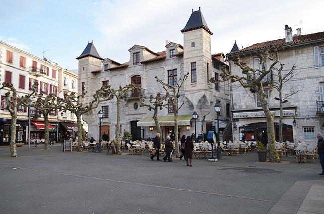 House of Louis XIV in St Jean de Luz