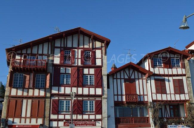 Maison basque de Ciboure