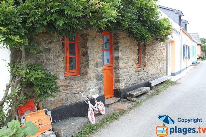 Houses in Belle Ile en Mer