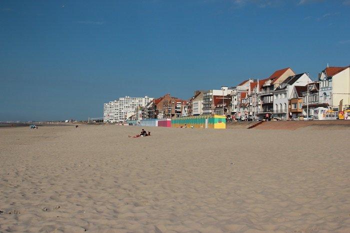 Malo les Bains et la plage