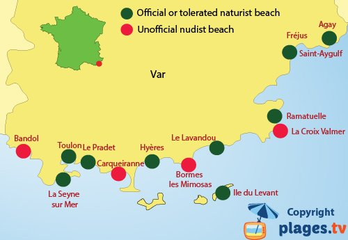 Nude Beach In France Stock Photos, Pictures & Royalty-Free