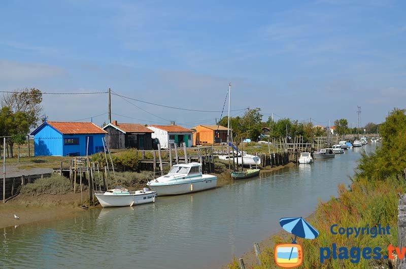 Port de Marennes - 17