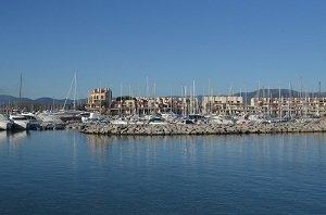Marina de Cogolin