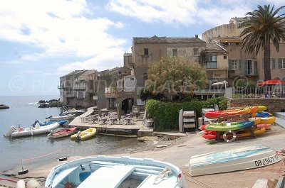 Erbalunga in Corsica