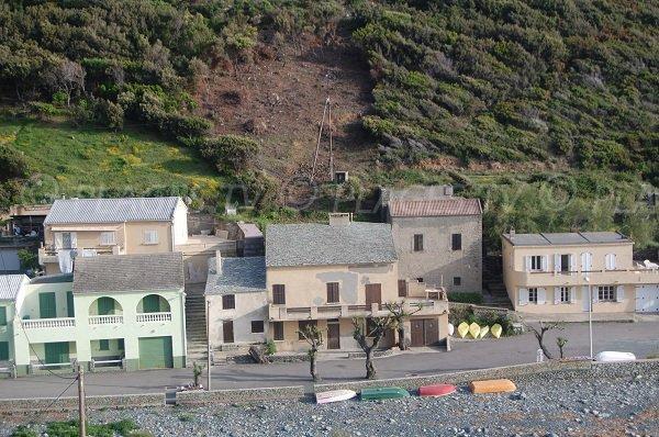 case della marina Negru - Corsica