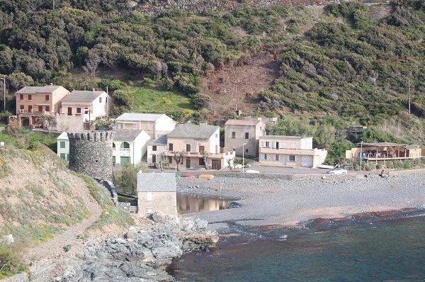 Foto della Marina di Negru - Olmeta - Corsica