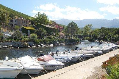 Pietracorbara in Corsica