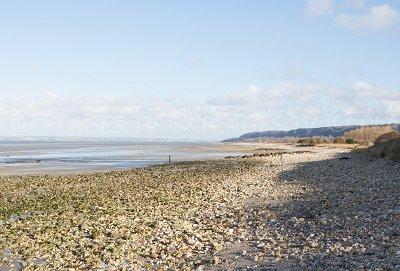 Seaside Cricqueboeuf (Normandy)