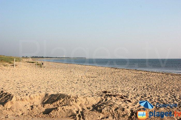 spiaggia di Barbatre - Noirmoutier