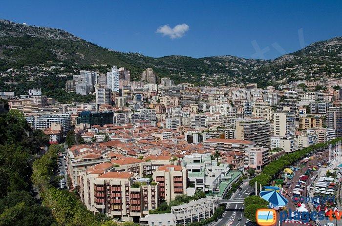 Monte-Carlo building