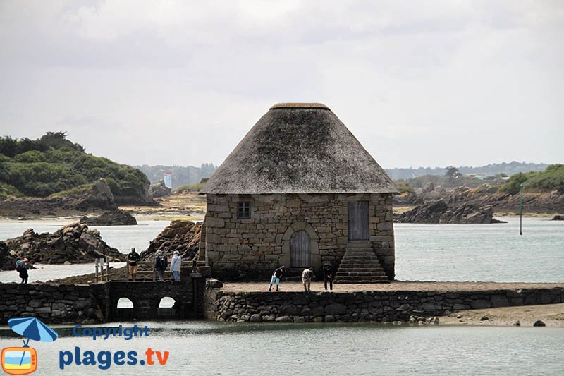 Moulin à marée - Le Birlot - Ile de Bréhat