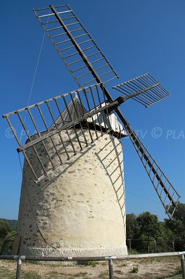 Windmill in Porquerolles