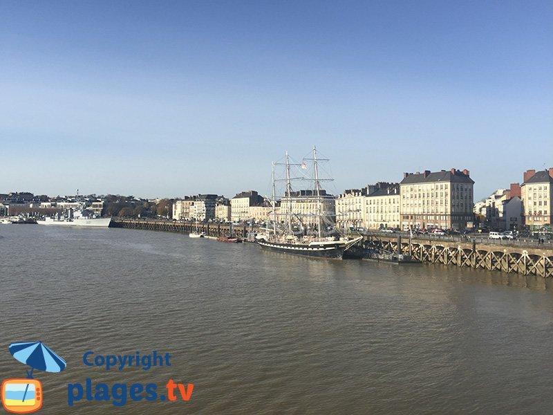 Les rives de Nantes