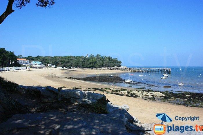 Les dames - Plage de Noirmoutier