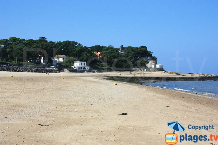 Souzeaux Beach - Noirmoutier