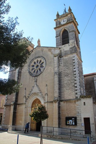 Notre Dame de l'Assomption à Balaruc