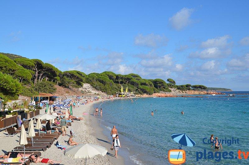 Palombaggia et ses plages privées - Corse