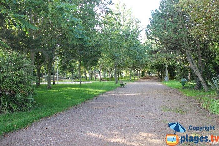 Parc Pilier à St Aubin
