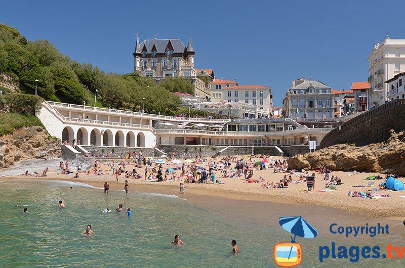 Port Vieux et sa plage - Biarritz
