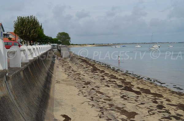 Photo of the Petite Plage in St Trojan les Bains in Oleron