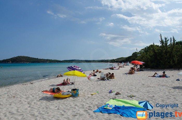 Spiaggia a Pinarellu - Corsica