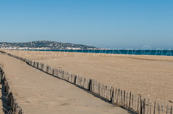 Plage Acces Camping Car
