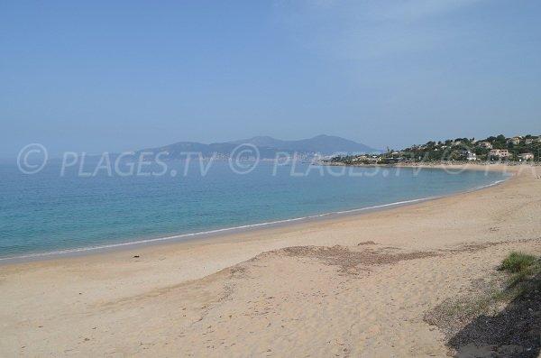 Spiaggia Agosta - sud di Ajaccio