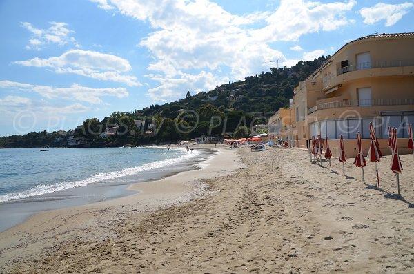 Costruzioni spiaggia Aiguebelle - Lavandou