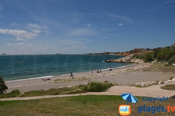 plage des aigues douces port de bouc 13 bouches du rhone paca plages tv