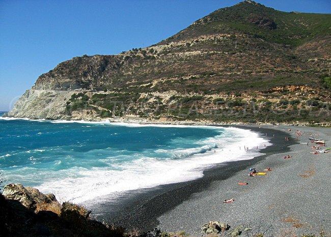 Spiaggia Albo Capo Corso