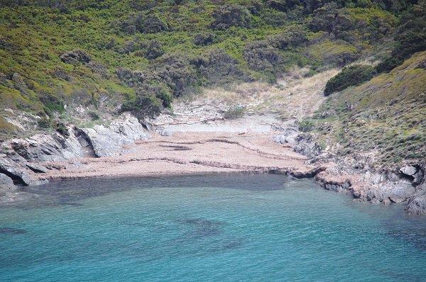 Crique d'Alisu - Cap Corse - côté gauche