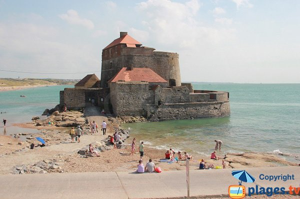 Fort Vauban in Ambleteuse