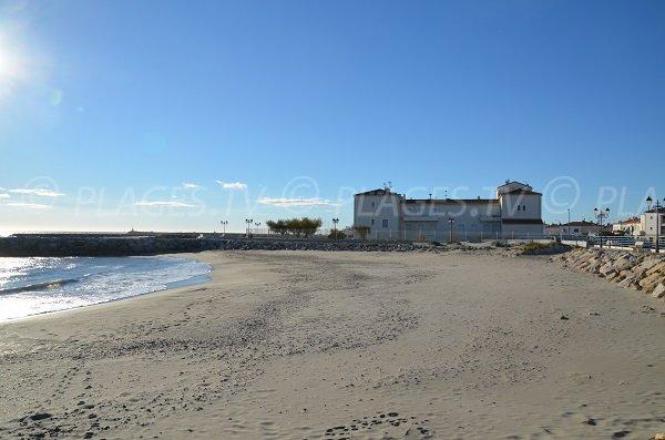Foto strand Amphores in Saintes Maries de la Mer