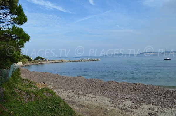 Bay of Vieux Moulin - Gulf of St-Tropez